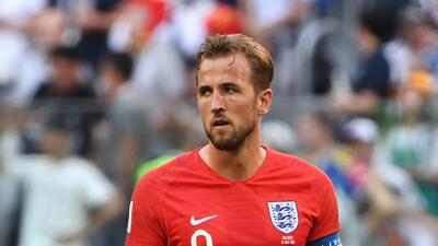 El inglés Harry Kane termina como máximo goleador del Mundial