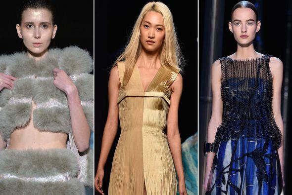 La Semana de la Moda de París trajo varias sorpresas para el mundo de la...