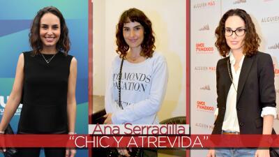 Los mejores looks de Ana Serradilla