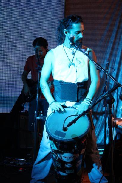 Imágenes captadas durante el rehearsal del Web Concert.