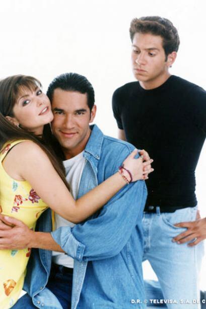 """Ambos se conocieron cuando protagonizaron """"Salud, Dinero y Amor"""" en 1997..."""