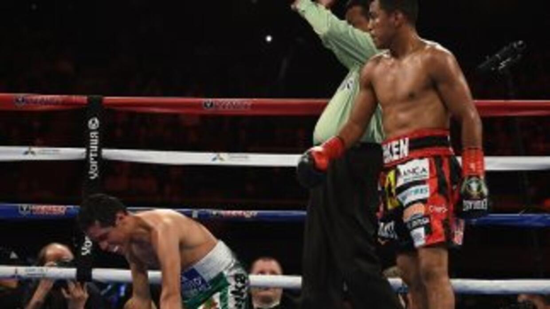 Gonzalez derrotó a Sosa.