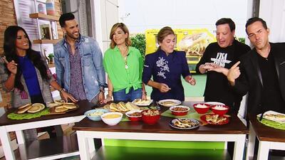 'Arepa challenge': Karla, Francisca y Carlos se enfrentan en un reto culinario con sabor venezolano