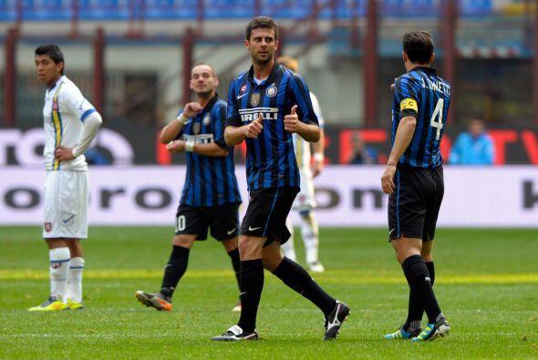 Inter vive un momento en el que no le importa cómo ganar, sino sacar pun...