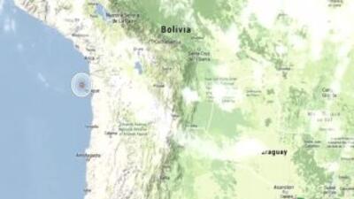 Alerta de tsunami en Chile y otros países por terremoto de 8.2