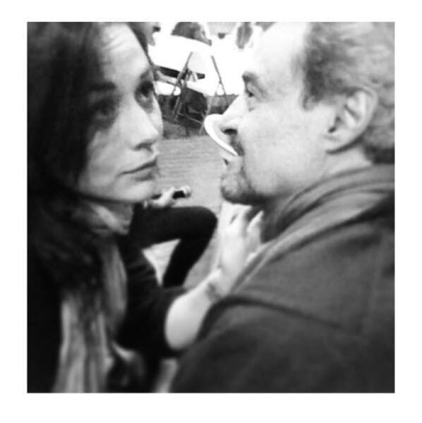 Zuria Vega y Gonzalo Vega