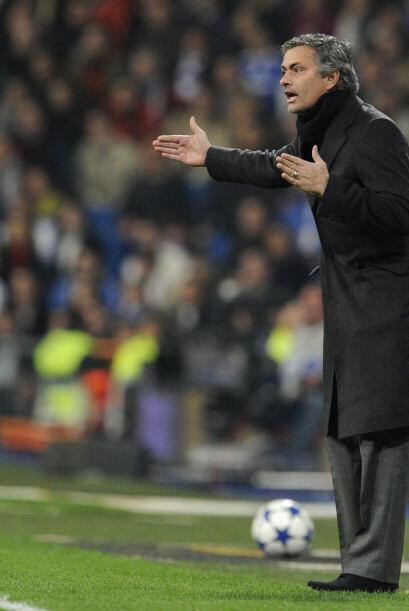 José Mourinho le pedía más efectividad a sus jugadores.