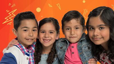 Los Pequeños Guerreros: Yumalay Díaz, Valeria Rodríguez, Diego Rodríguez...