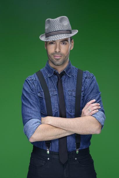 Un cubano-americano con mucho estilo y actitud, dispuesto a que nadie le...