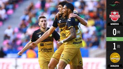 De la 'mano de D10S', Dorados avanza a la Semifinales del Ascenso MX