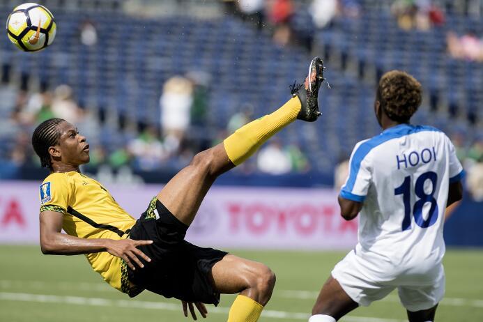 Jamaica inicia la Copa de Oro con triunfo sobre Curazao 20170709_1608.jpg