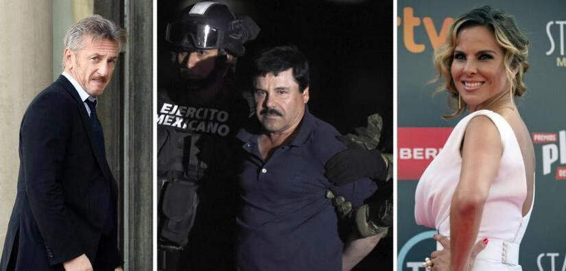Lydia Cacho afirma que Sean Penn traicionó a Kate del Castillo