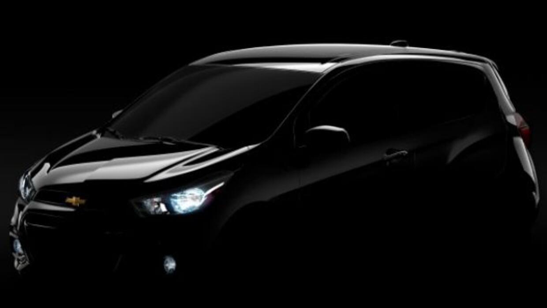 """GM explicó que el Chevrolet Spark 2016 tiene una imagen más """"aerodinámic..."""