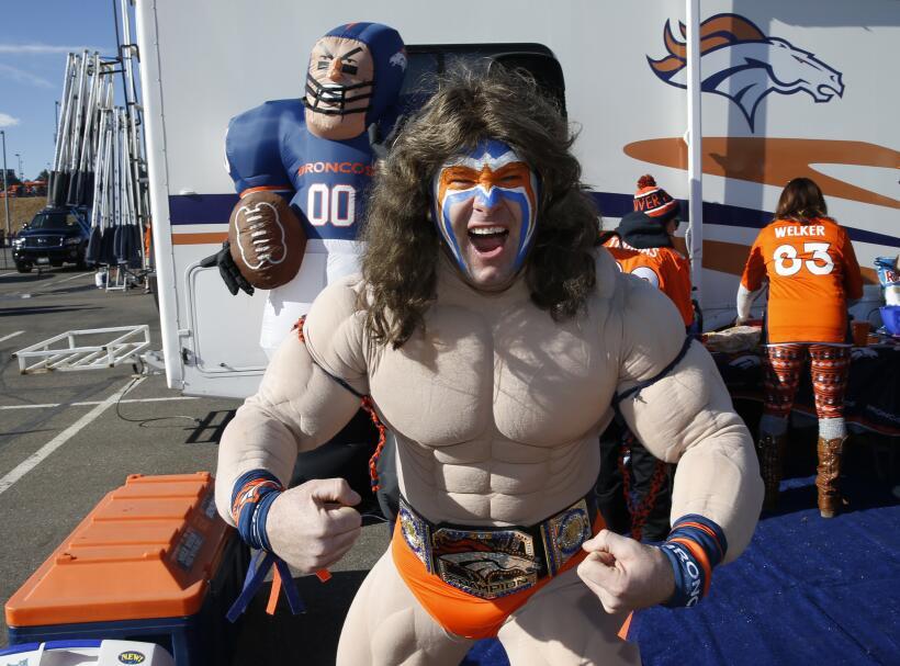 La locura incendió a todos los fans de la NFL durante la Ronda Di...