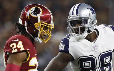 Redskins vs. Cowboys, una rivalidad que se vuelve recurrente en los juev...