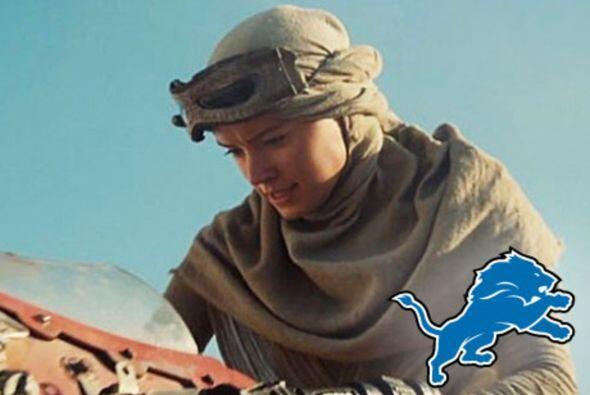 Pick 23. Detroit Lions -- Rey.