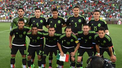La Selección Mexicana perfila a su mejor cuadro para buscar el título.