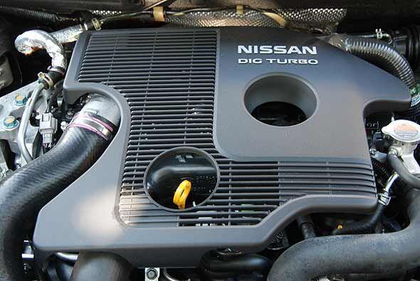 Está equipado con un motor turbo de cuatro cilindros 1.6 litros q...