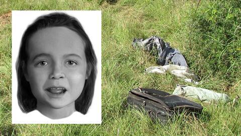 Los restos de esta menor fueron hallados dentro de una maleta en un past...