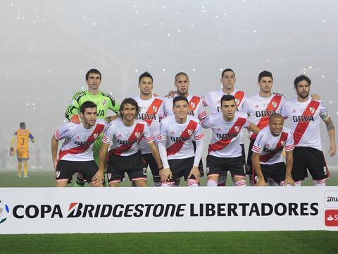 River Plate, nomiado a equipo del año por ganar la Libertadores