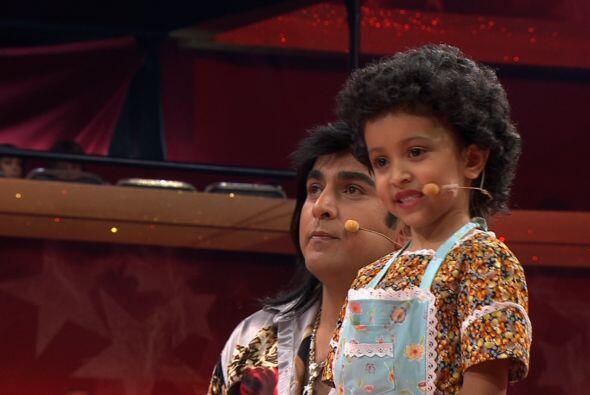 Pero su hijo Albertano la cachó en los brazos del galán. Así que doña Lu...