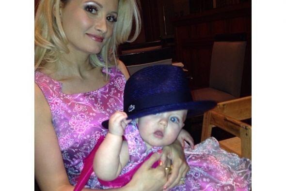 La modelo pasa los mejores momentos con su bebé. Mira aquí lo último en...