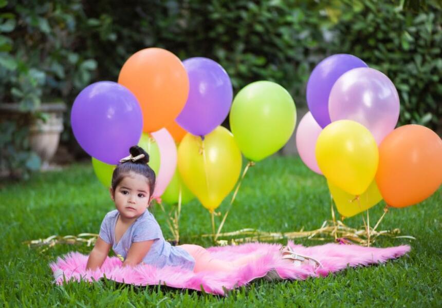 Giulietta, sesión de fotos previa a su cumpleaños