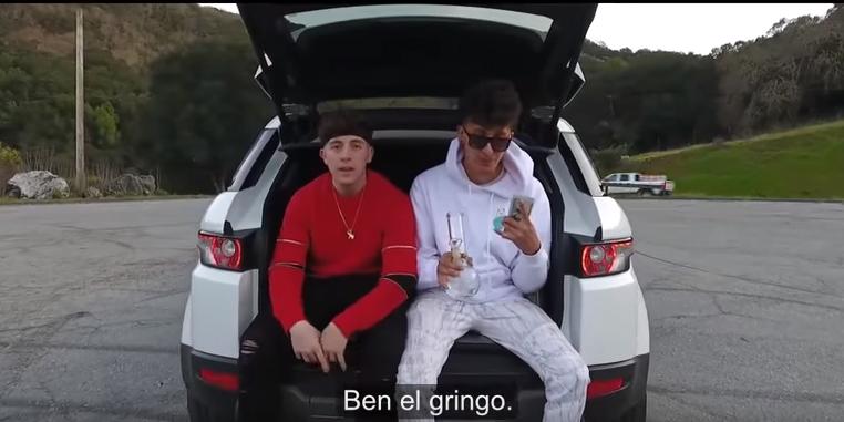 'Hot Spanish' y Ben 'El Gringo' los amigos de 'El Pirata de Culiacán' qu...