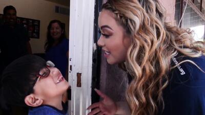Chiquis Rivera conmovida con la historia de Emmanuel: niños como él se beneficiarán con el TeletónUSA