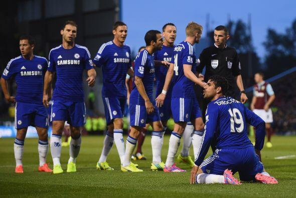 En el GRUPO G llega el Chelsea (Inglaterra) que siempre parte con la ban...