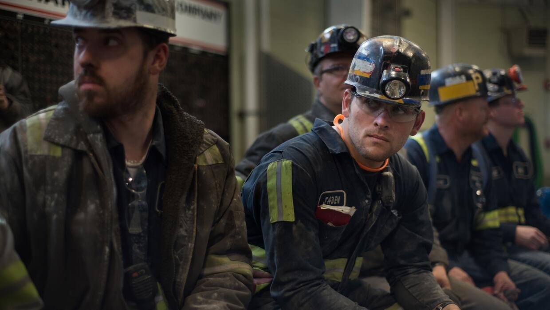 El trabajo minero en EEUU no es previsible que se recupere como plantea...