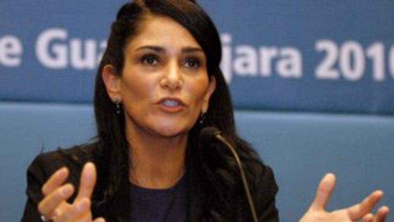 La periodista mexicana Lydia Cacho denunció amenazas de muerte.