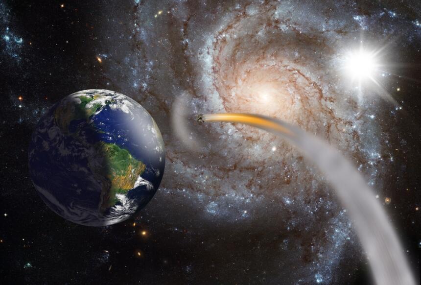 asteroide - fin del mundo