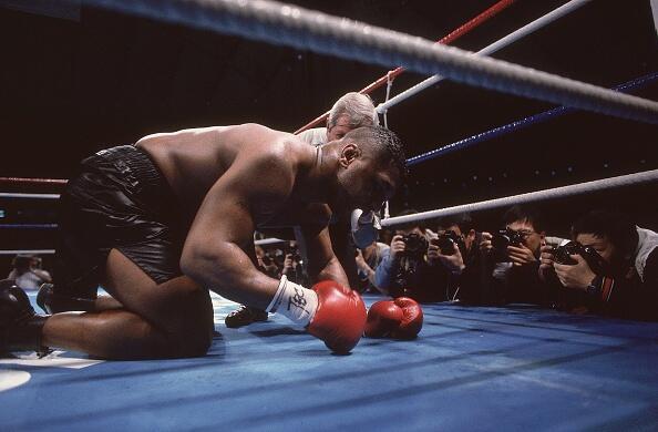 Febrero 11, 1990. Buster Douglas doblega a Mike Tyson para propinarle su...