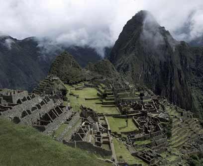 Perú: Santuario histórico de Machu PicchuMachu Picchu es considerada una...