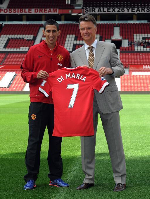 Por esto el Manchester United es el nuevo Real Madrid GettyImages-454288...