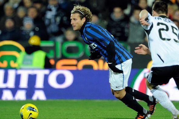 Sin duda, una de las figuras a seguir era el uruguayo Diego Forlán, quie...