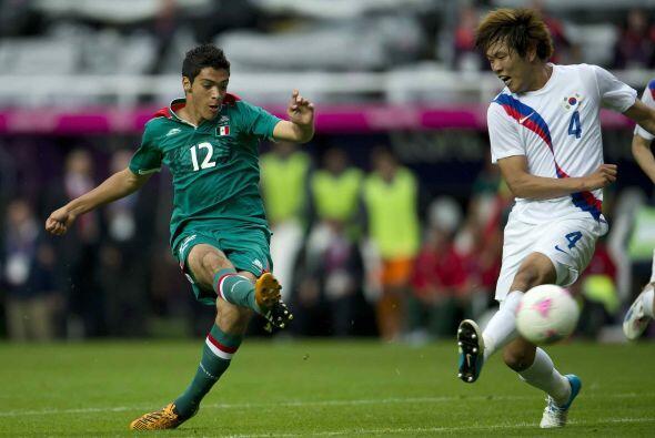 Raúl anotaría su primer gol con selecciones menores en el encuentro que...