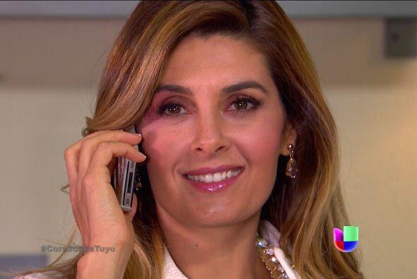 ¡Qué suerte tienes Isabela! Casi, casi el secreto de Ana te está cayendo...