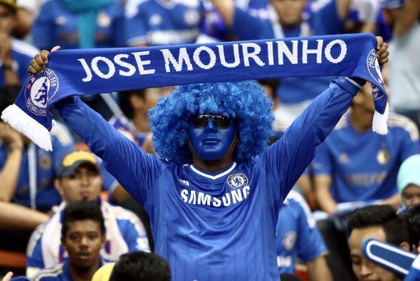 Por su parte, las gradas de Stamford Bridge se reencontrarán con...