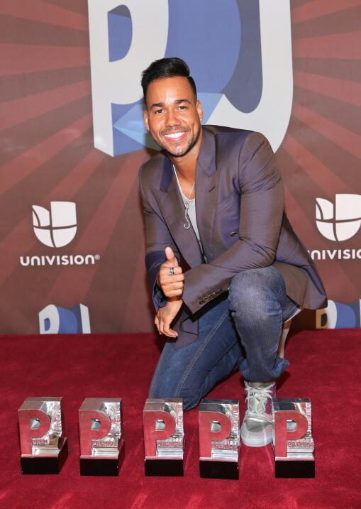 Romeo Santos recibirá en Premio a la Excelencia en Premio Lo Nuestro 201...