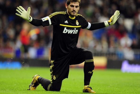 Iker Casillas no permitió gol alguno, pero el Real Madrid no marcó un ta...