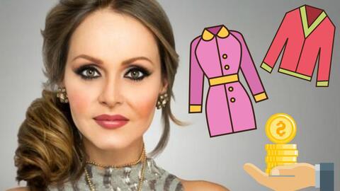 Gabriela Spanic vende su ropa