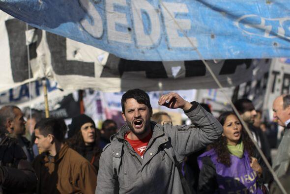 En Argentina hay unos 11 millones de trabajadores registrados, de los cu...
