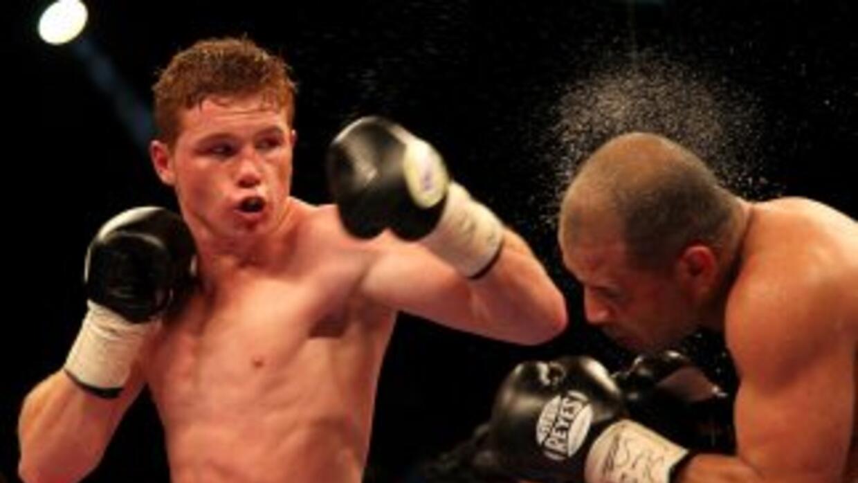 Saúl 'Canelo' Alvarez, objeto de la disputa entre All Star Boxing y Gold...