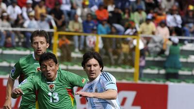 El 6-1 en La Paz retumba en la memoria de Argentina tras la sanción a Messi