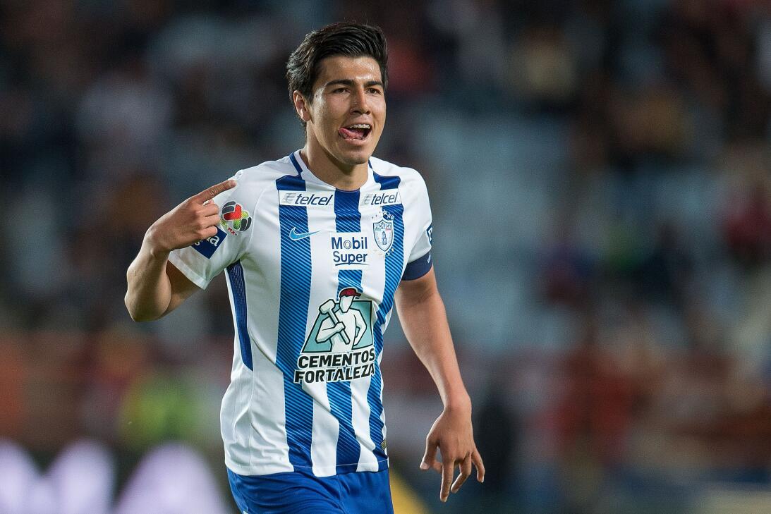 En fotos: Con polémica y grandes goles, Morelia gana en casa del Pachuca...