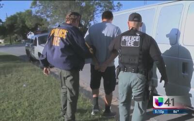 Recuento de redadas y arrestos de ICE en todo el país