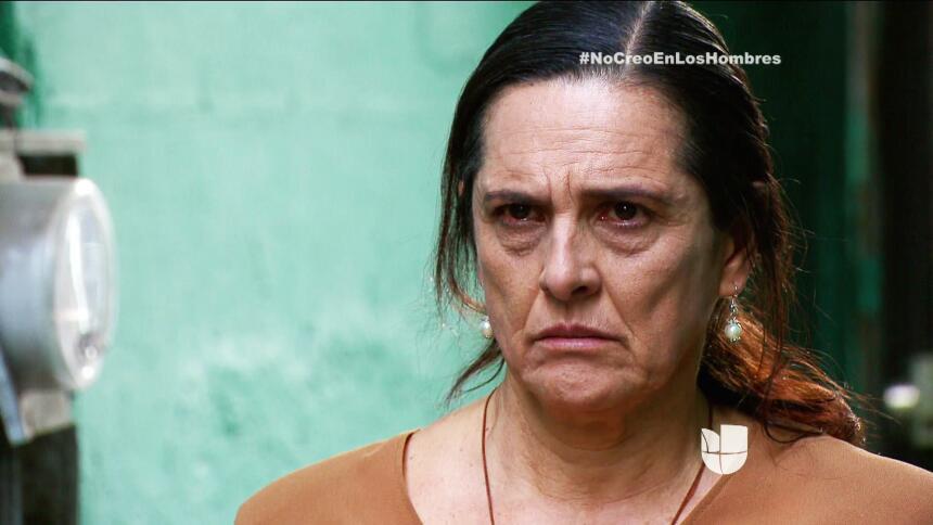 ¡María Dolores enfrenta la lucha más dura!