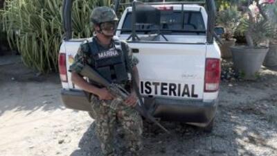 Autoridades de Guerrero buscan reforzar la seguridad de la entidad, aunq...